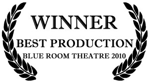 Blue Room Best Production 2010