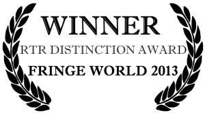 RTR AWARD 2013